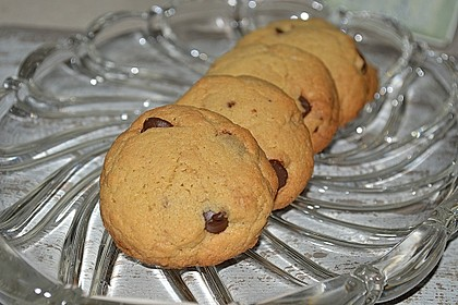 Chewy Chocolate Chip Cookies 34