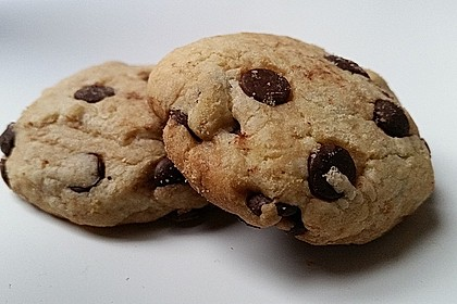 Chewy Chocolate Chip Cookies 6