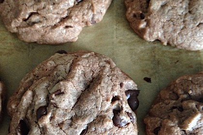 Chewy Chocolate Chip Cookies 38
