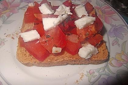 Tomaten Bruschetta 1