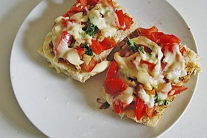 Tomaten Bruschetta 2