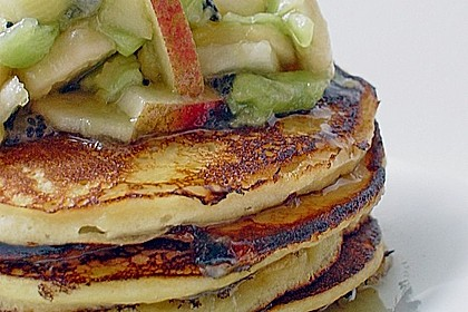 Ricotta - Pancakes 1