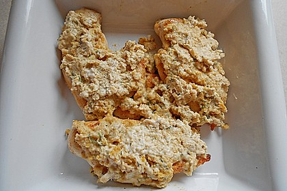 Hähnchenbrust mit Kräuterkruste 21