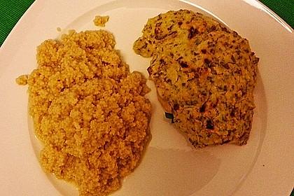 Hähnchenbrust mit Kräuterkruste 18