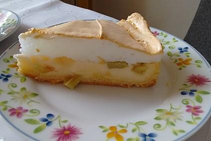 Rhabarber Blechkuchen 1