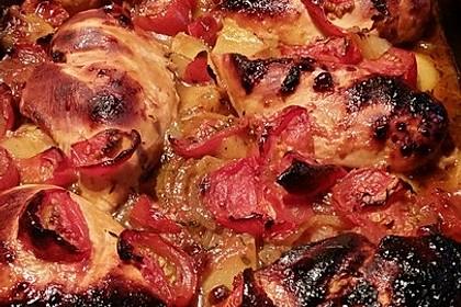 Toskanischer Hähnchen-Auflauf 151