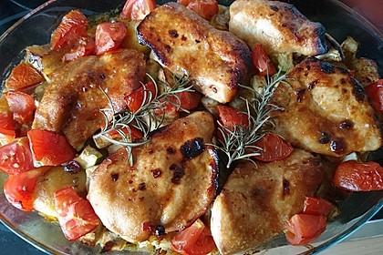 Toskanischer Hähnchen-Auflauf 22