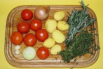 Toskanischer Hähnchen - Auflauf 100