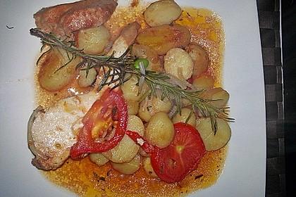 Toskanischer Hähnchen - Auflauf 101