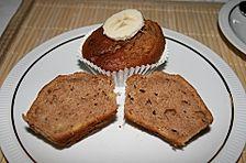 Schoko - Bananen - Muffins