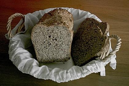 Vollkorn - Blitz - Brot 50