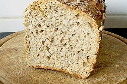 Vollkorn - Blitz - Brot 3