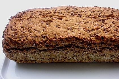 Vollkorn - Blitz - Brot 16