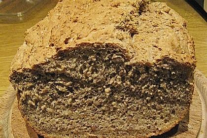 Vollkorn - Blitz - Brot 40