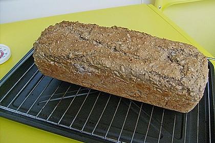 Vollkorn - Blitz - Brot 52