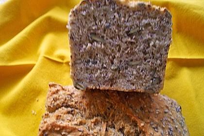Vollkorn - Blitz - Brot 65