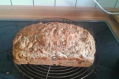Vollkorn - Blitz - Brot 62