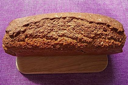 Vollkorn - Blitz - Brot 35