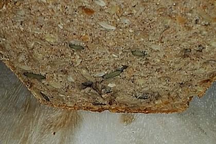 Vollkorn - Blitz - Brot 20