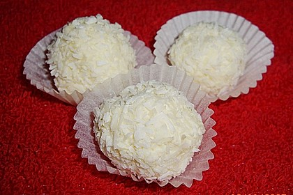 Eierlikör - Kokos - Trüffel 10