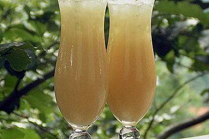 Alkoholfreie Piña Colada 0