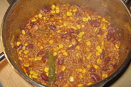 Chili con carne 'Blauzahn'