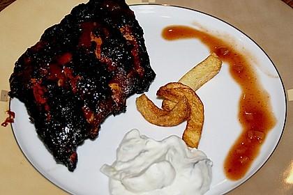Spareribs mit amerikanischer BBQ-Sauce 28