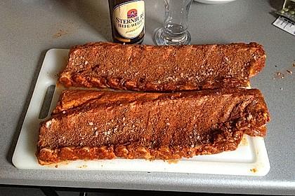 Spareribs mit amerikanischer BBQ-Sauce 31