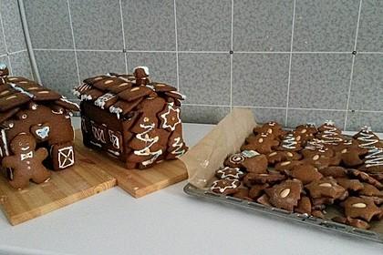 Omas Lebkuchen - ein sehr altes Rezept 49