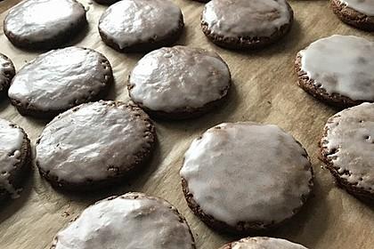 Omas Lebkuchen - ein sehr altes Rezept 50