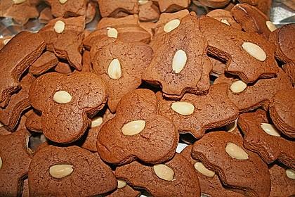 Omas Lebkuchen - ein sehr altes Rezept 55