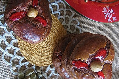 Omas Lebkuchen - ein sehr altes Rezept 144