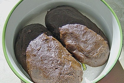 Omas Lebkuchen - ein sehr altes Rezept 185