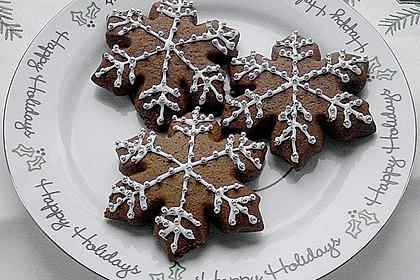 Omas Lebkuchen - ein sehr altes Rezept
