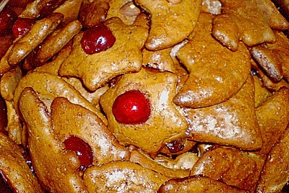 Omas Lebkuchen - ein sehr altes Rezept 170