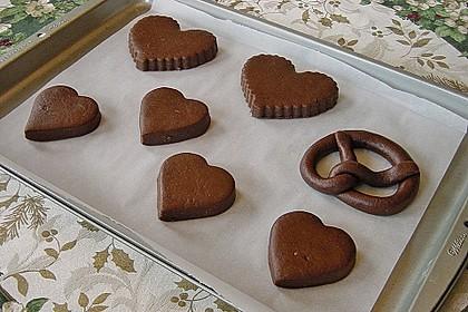 Omas Lebkuchen - ein sehr altes Rezept 101