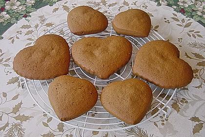 Omas Lebkuchen - ein sehr altes Rezept 77