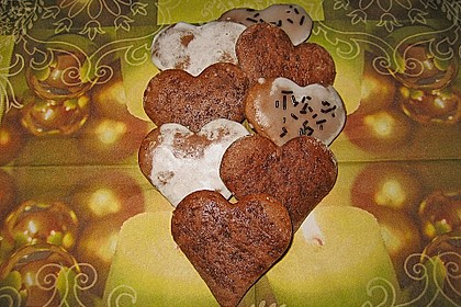 Omas Lebkuchen - ein sehr altes Rezept 102