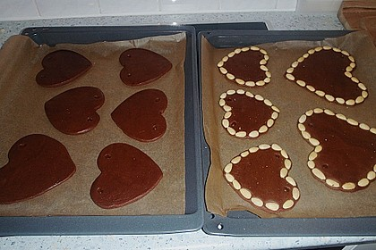 Omas Lebkuchen - ein sehr altes Rezept 213