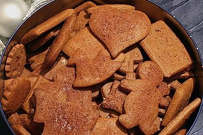 Omas Lebkuchen - ein sehr altes Rezept 134