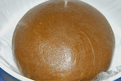 Omas Lebkuchen - ein sehr altes Rezept 207