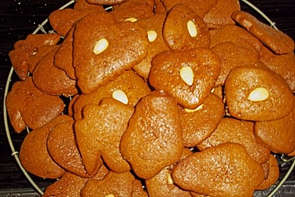 Omas Lebkuchen - ein sehr altes Rezept 169