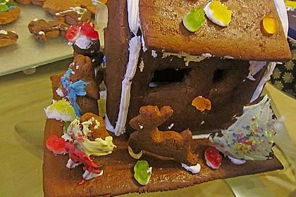 Omas Lebkuchen - ein sehr altes Rezept 187