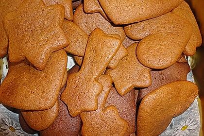Omas Lebkuchen - ein sehr altes Rezept 79