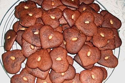 Omas Lebkuchen - ein sehr altes Rezept 165