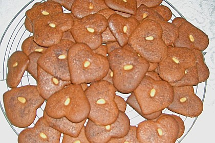 Omas Lebkuchen - ein sehr altes Rezept 166