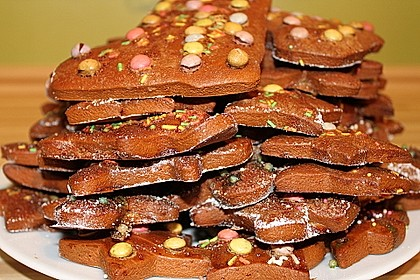 Omas Lebkuchen - ein sehr altes Rezept 130