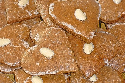 Omas Lebkuchen - ein sehr altes Rezept 71