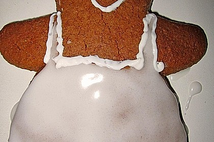 Omas Lebkuchen - ein sehr altes Rezept 114
