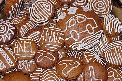 Omas Lebkuchen - ein sehr altes Rezept 113
